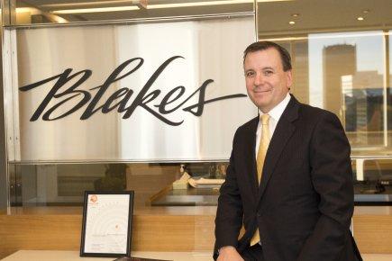 Me Claude Marseille, associé chez Blakes qui se... (Photo Ninon Pednault, La Presse)