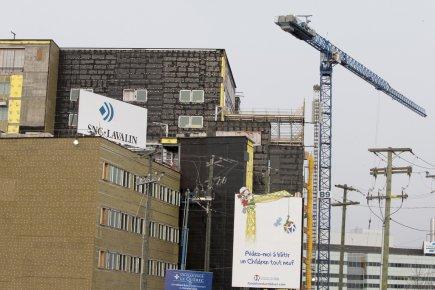 Les choses se corseraient encore si le projet... (Photo Alain Roberge, La Presse)