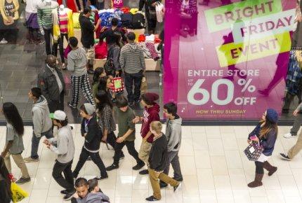 Les dépenses de consommation des ménages ont reculé aux États-Unis en octobre...