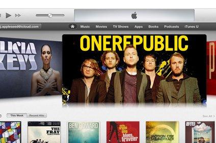 iTunes...