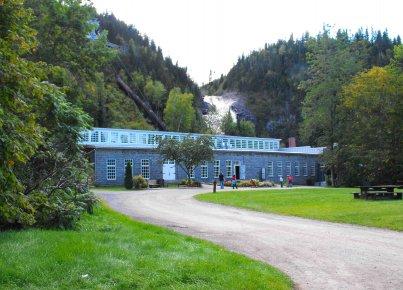 Centre touristique de Val-Jalbert.... ((Archives))