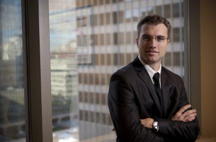 Pour entreprendre cette démarche, Louis-Simon Duval, directeur, partenaire... (Photo Ivanoh Demers, La Presse)