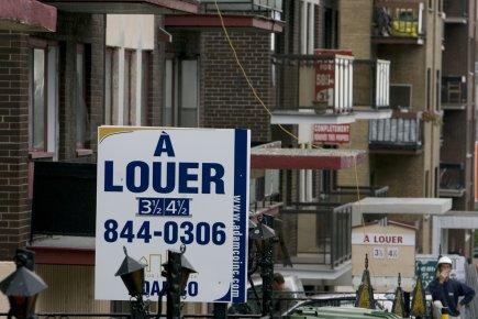 L'Association des propriétaires du Québec (APQ) a fait... (PHOTO PATRICK SANFAÇON, LA PRESSE)