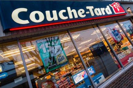 Les neuf salariés d'un dépanneur Couche-Tard (T.ATD.B)de... (Photo: Édouard Plante-Fréchette, La Presse)