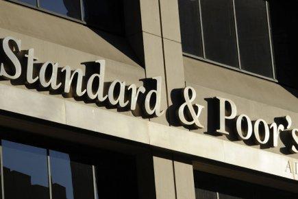 L'agence de notation financière américaine Standard and Poor's (S&P) a confirmé... (Photo: AP)