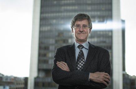 Pierre Préfontaine, premier vice-présidentde CSL.... (Photo Olivier Pontbriand, La Presse)