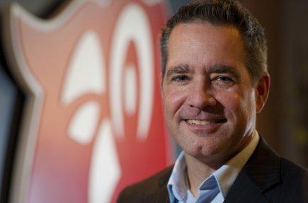 Sylvain Aubry, directeur principal aux affaires juridiques et... (Photo André Pichette,  La Presse)