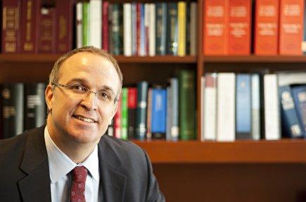Christian Jolivet, vice-président et chef des affaires juridiques... (Photo François Roy, La Presse)
