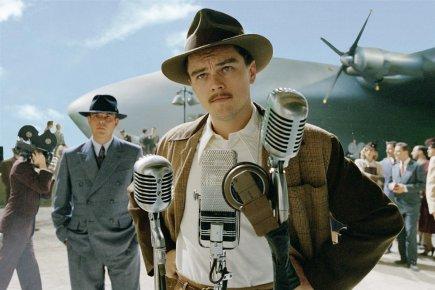 Des scènes du film The Aviator, avec Leonardo... (Photo fournie par Warner Bros.)
