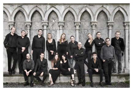 Le Collegium Vocale Gent... (Photo: Michiel Hendryckx)