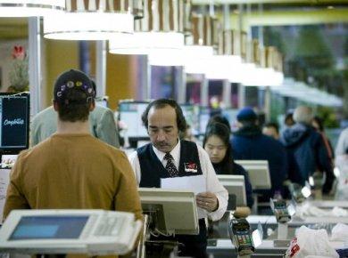 Les prix à la consommation ont baissé aux États-Unis en novembre, pour la...
