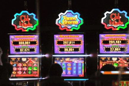Loto-Québec investit 50 millions de dollars pour moderniser son casino de... (Martin Roy, LeDroit)
