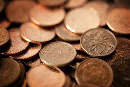 La disparition de la pièce de 1 cent l'an prochain coûtera une jolie somme aux... (Photo: Marco Campanozzi, La Presse)