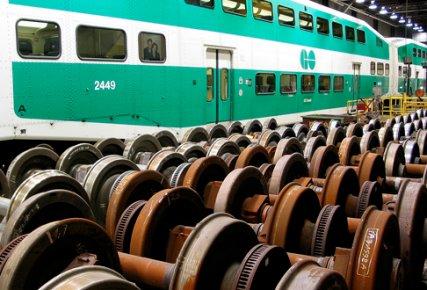 Metrolinx/GO Transit a exercé ses options pour 10 autres années d'exploitation...