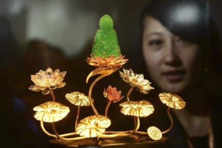 Au total, les Chinois assurent désormais à eux... (Photo Agence France-Presse)