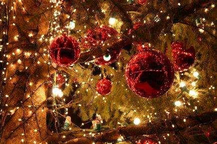 Nous y revoilà. On est passé au travers. Noël, sa cohue, la route enneigée, le... (Photo internet)