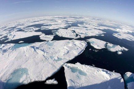 Alors que la fonte des glaces se poursuit... (Photo: PC)