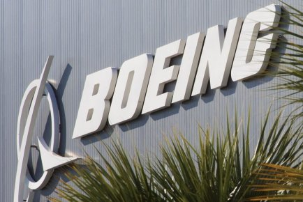 Une usine de Boeing en Caroline-du-Sud.... (PHOTO PAUL J. RICHARDS, AFP)
