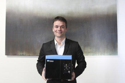 L'entreprise Photon Etc., présidée par Sébastien Blais-Ouellette, se... (Photo Stéphane Champagne, collaboration spéciale)