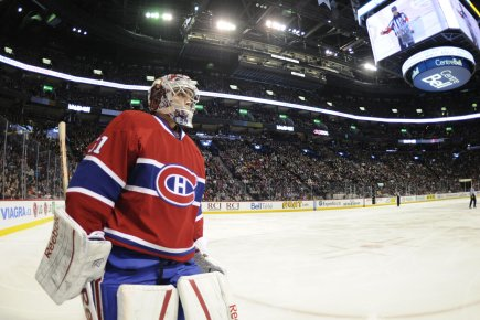 Carey Price... (Photo: Bernard Brault, La Presse)