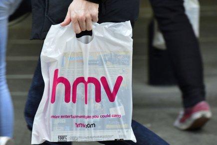 Le détaillant de musique et films HMV Canada a annoncé mardi avoir enregistré... (Photo Reuters)