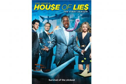 La série Hou$e of Lie$ met en vedette...