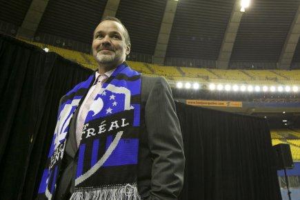 Passionné de soccer, Joey Saputo est associé à... (Photo : Hugo-Sébastien Aubert, La Presse)