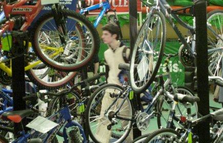 Xprezo fabrique environ 500 vélos annuellement.Ses produits haut... (Photothèque Le Soleil)