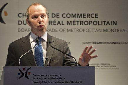 La chambre de commerce craint pour le centre ville andr for Chambre de commerce montreal