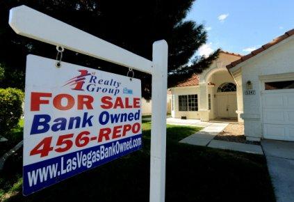 Les saisies immobilières ont baissé aux États-Unis en 2012, pour la deuxième...