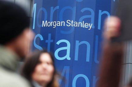 Morgan Stanley (MS)a annoncé vendredi une perte sur...