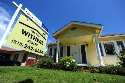 Les ventes de logements anciens ont reflué aux États-Unis en décembre après...