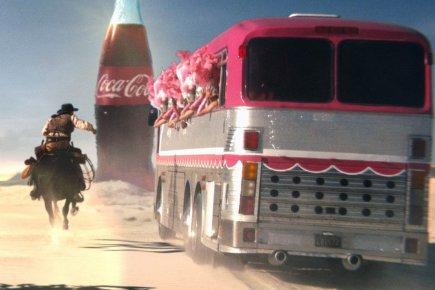 La publicité de Coca-Cola est parmi les plus... (Photo AP/Coca-Cola)