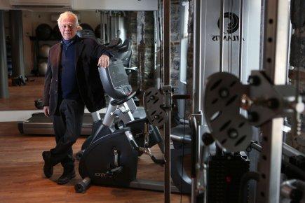 Le Dr André De Villers rêve d'étendre sa... (PHOTO MARTIN CHAMBERLAND, LA PRESSE)