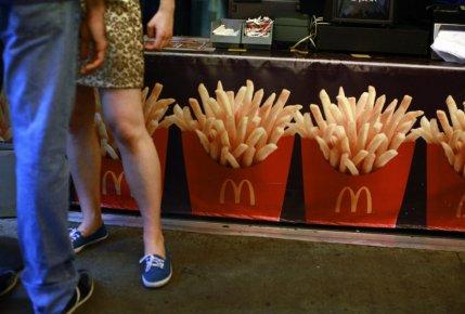 Pour savourer son Big Mac allégé en bactéries, mieux vaut se rendre aux...