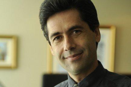 Christian Godin est vice-président principal et chef des... (PHOTO BERNARD BRAULT, LA PRESSE)