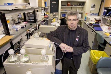 «Les 18 centres de recherche génèrent 150 dépôts... (Photo: Alain Roberge, La Presse)