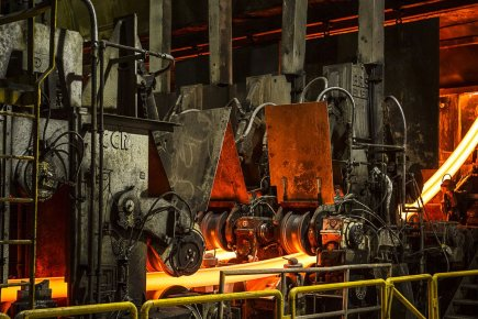 L'usine de Rio Tinto à Sorel-Tracy.... (PHOTO OLIVIER PONTBRIAND, LA PRESSE)