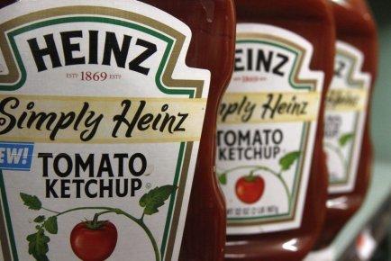 L'acquisition du géant de l'alimentation Heinz est évaluée... (PHOTO TOBY TALBOT, AP)