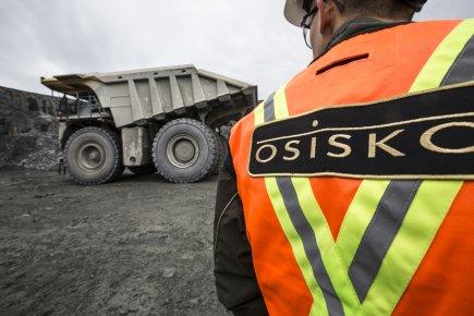 La Corporation minière Osisko, qui exploite la mine de Malartic, a généré des... (PHOTO OLIVIER PONTBRIAND, LA PRESSE)