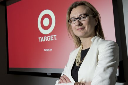 Livia Zufferli, directrice marketing de Target Canada.... (Photo : Alain Roberge, La Presse)