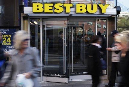 Le détaillant de produits électroniques Best Buy (BBY)a...