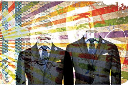Les dernières années n'ont pas été roses, mais l'industrie du vêtement se... (ILLUSTRATION LA PRESSE)