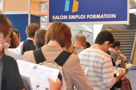 salon emploi formation des emplois et beaucoup plus