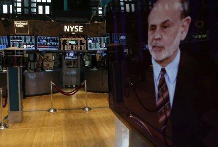 Ben Bernanke a dit lundi à Londres que la politique monétaire... (Photo d'archives)