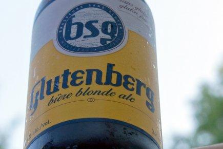 Vendue dans plusieurs provinces canadiennes, la Glutenberg est... (Photo Alain McKenna, collaboration spéciale)