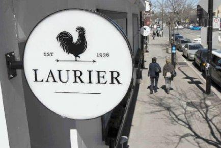 Après le Laurier 1936, cette semaine, et L'Eau à la bouche, auparavant, trois...