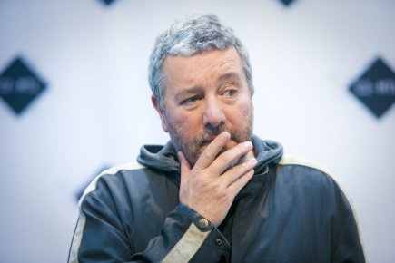 Philippe Starck à C2-MTL... (PHOTO ANDRÉ PICHETTE, LA PRESSE)