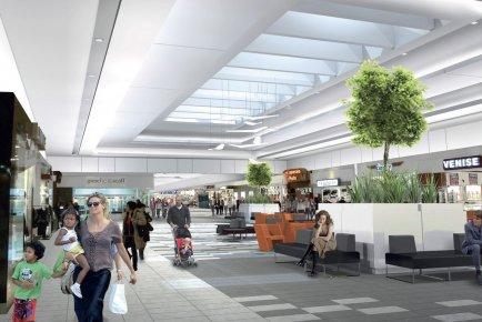 Cominar va rénover le Centre Laval en vue... (Photo Cominar)