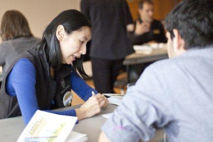 Les employeurs recherchent des jeunes qui démontrent une... (Photo archives La Presse)